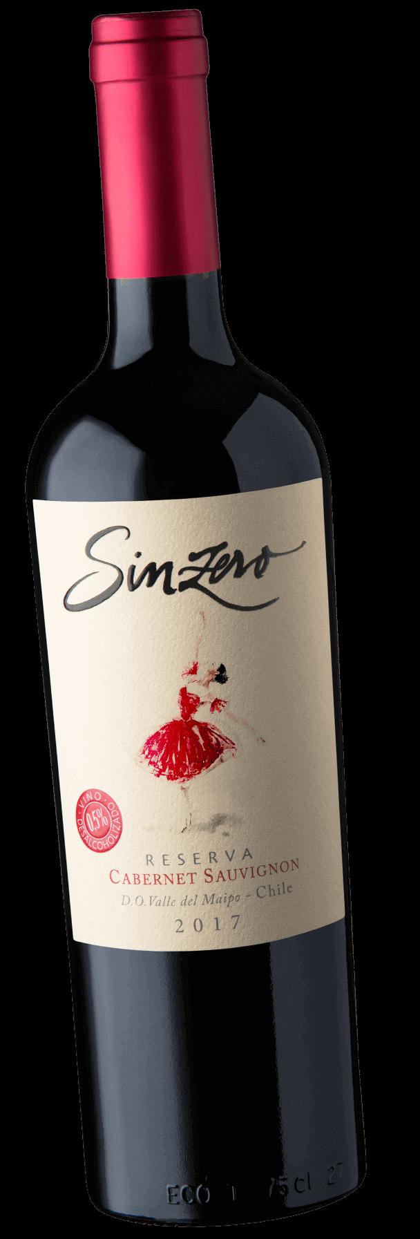Sinzero - Botella